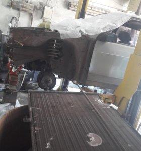 ремонт и пайка радиаторов