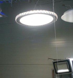 Управляемый светодиодный светильник SIYANIE 60W