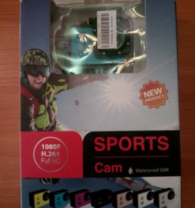 Камера GoPro + аквабокс