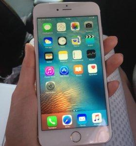 Apple iPhone 6+, Gold, 64GB