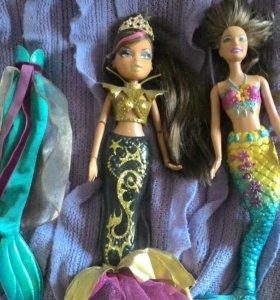 Куклы - русалки