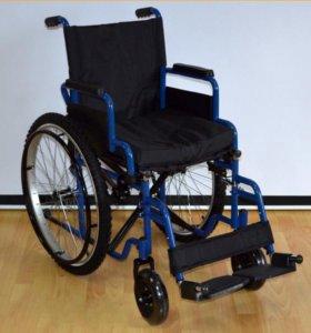 Складное инвалидное кресло-каталка