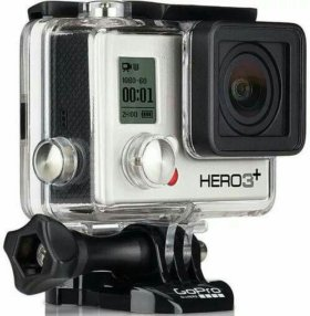 Экшн камера Go pro Hero 3 Silver edition + wifi