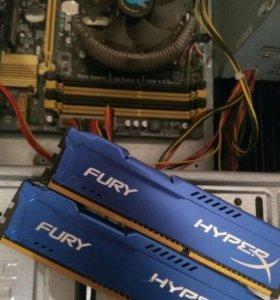 Продам игровой 4х ядерный компьютер