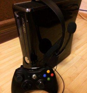 Продам xbox360 Slim 250Gb - Lt+3.0. Много игр