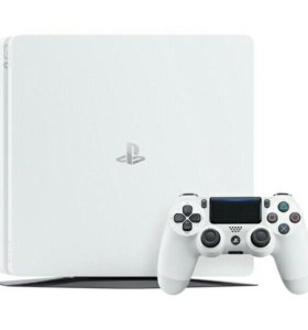 Sony Playstation 4 (PS4) white 500Gb
