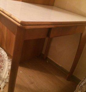 Стол кухонный раскладной