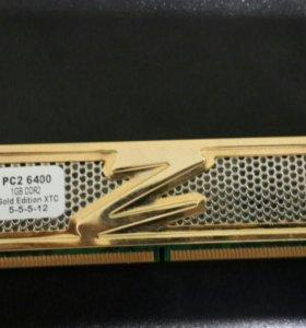 Оперативная память DDR 2 1Гб