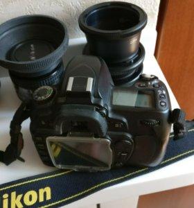 Фотоаппарат зеркальныйNikon D 80