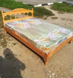 Кровать точная с матрасом
