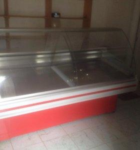 """Холодильная витрина """"Двина"""" 1,9м"""