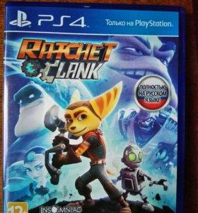 Ratchet & Clank ps4.обмен или продажа.