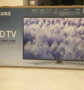 Новые Samsung UE49MU6100u UHD 4k HDR Smart TV