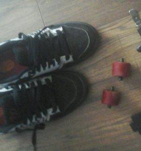 Роликовые кросовки HEELYS