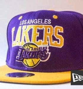 Бейсболка New Era Lakers