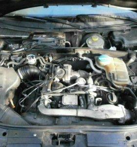 Двигатель Audi 2.5tdi afb