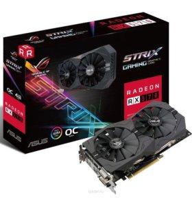 ASUS RX 570 gaming strix 4 gb