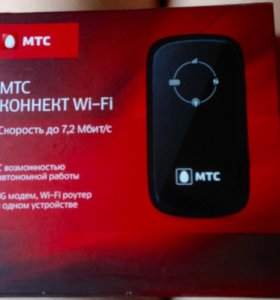 МТС КОННЕКТ Wi-Fi