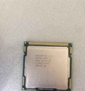 Intel Core i3 530, сокет 1156 + куллер