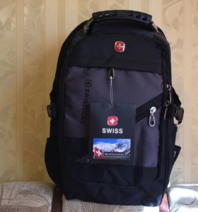 Новый рюкзак Swiss gear 8010