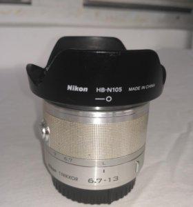 Nikon 1 6.7 - 13 mm F3.5 - 5.6 VR