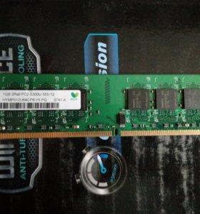 DDR2 1GB, Hunix, PC2-5300