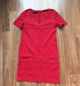Яркое и удобное платье