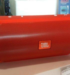 Колонка JBL Charge 2+ красная