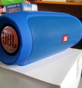 Колонка JBL Charge 4 синяя