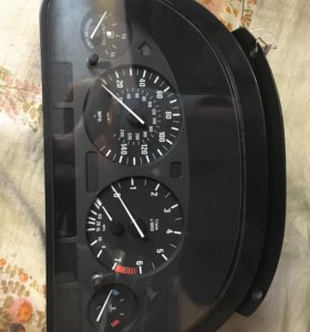 Приборная панель BMW e53