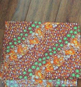 Отрезы х/б ткани очень много расцветок