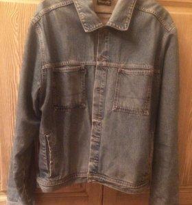 Куртка джинсовая Брендовая
