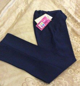 Продам новые школьные брюки для девочки.Р 34/134