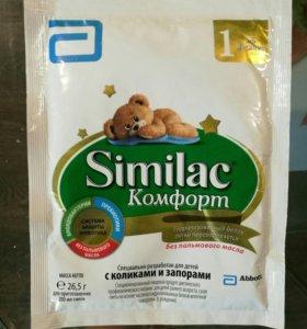 Смесь Similac в пакетиках