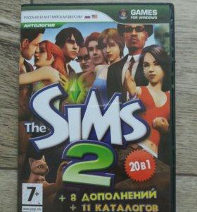 Игра sims2