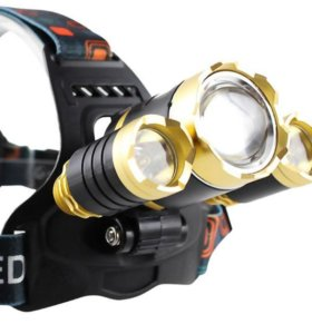 Налобный фонарь Boruit RJ-3000