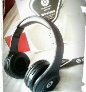 Новая черная blueutooth гарнитура beats ms-991