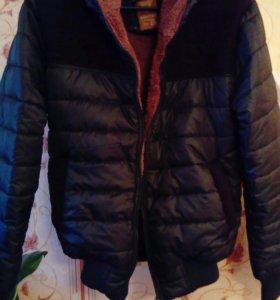 Продам куртку зимнию мужская