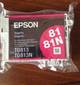 Картриджи для принтеров epson