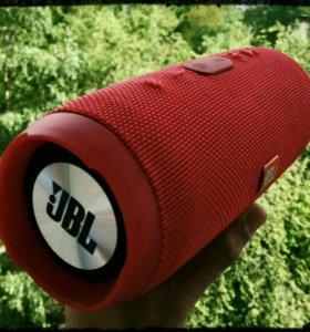 JBL Charge 3 красная новая bluetooth колонка