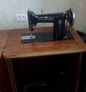 Продам швейную машинку , Германия ,начало 20 века