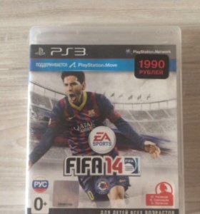 Fifa 14 the last of us ps3