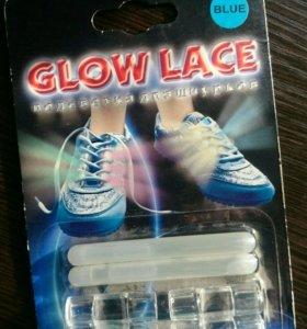 Glow Lace подсветка для шнурков