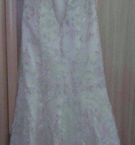 Свадебное платье из салона Вальс.