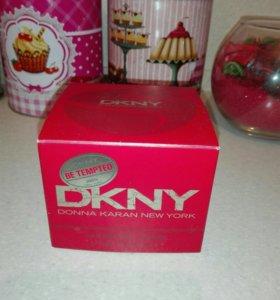 DKNY BE TEMRTED