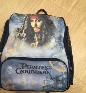 Рюкзак детский для школы 1-4 класс