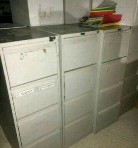 Шкаф картотечный шк-4, 4 ящ