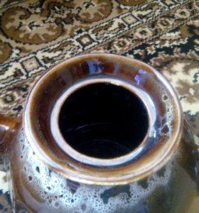 Чайник заварочный майолика СССР