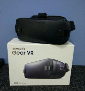 Очки виртуальной реальности Gear VR