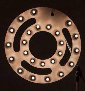 Световое кольцо (портретная тарелка)